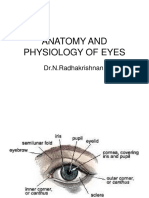 Anatomy and Physiology of Eyes(Physiotherapy)