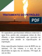 Tratamento Do Petroleo