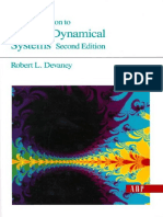 Robert Devaney, Robert L. Devaney-An Introduction to Chaotic Dynamical Systems-Westview Press (2003)