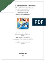 Instalación Servidores DHCP, WEB, FTP, Email, DNS