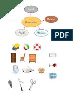 Recortes de Materiales