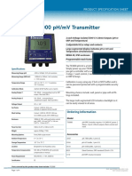 Specs TX 3000