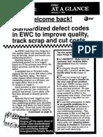 Ew&c at a Glance 1994