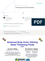 Y. S. Lee, E. D. Wetzel, R. G. Egres Jr. - 2002 - Advanced Body Armor Utilizing Shear Thinckening Fluids