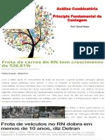 Analise Combinatória - PFC