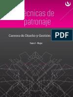tecnicas de patronaje.pdf