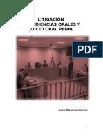 Audiencias Orales y Juicio Oral Penal (1)