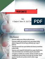 156725938 Peritonitis