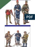 466. Armies of the Balkan Wars 1912–1913
