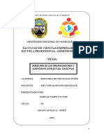 Monografia Sabiduria de Las Organizac y Ci Colectivo