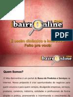 Apresentação MeuBairronline.com
