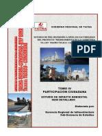 (4) PARTICIPACION CIUDADANA