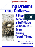 Pam Braddock - Turning Dreams Into Dollars