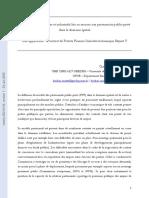 Les Enjeux Économiques Et Industriels Liés Au Recours Aux Partenariats Public-privé