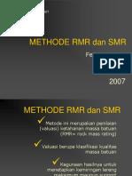RMR-SMR - Febri Hinawan