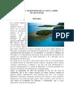 Cultura y Tradiciones de La Costa Caribe Nicaragüense