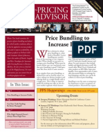 Price Bundling to Increase Profits
