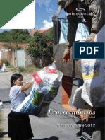 Ecovecindarios Memoria 2009-2012