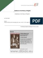 Wojcik - Metathesis in English