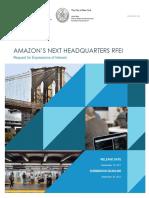 NYCEDC Amazon RFEI - 9.15.17