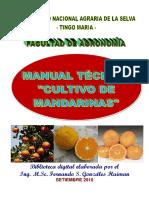 1 Cultivo de Mandarinas