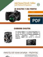 Camara Digital y Sus Partes