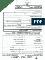 Victor Medical Report