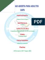 Trabajo Final Fundamento Del Currículo en El Nivel Inicial