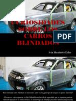 Curiosidades Sobre Los Carros Blindados