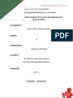 Arranque Estrella Triangulo (Informe)