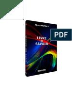 Livre de Savoir 1.1 - Extrait