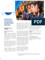 Ing Electricidad Automatizacion Industrial