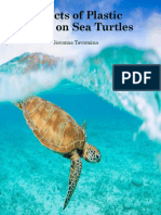 The Impacts of Plastic Pollution on Sea Turtles