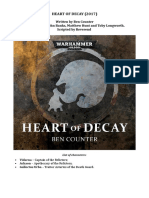 Heart of Decay ENG