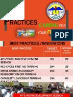 Rqmnhs Best Practices 2017