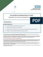 8.4 Ciclosporin Eye Preperations Fact Sheet 10.03.16 Untracked