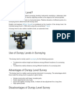 Definitions of Level