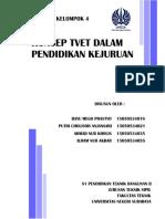 Kelompok 4 Konsep Tvet Dalam Pendidikan Kejuruan_ptb b 15