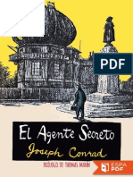 El Agente Secreto (Trad. Jorge - Joseph Conrad