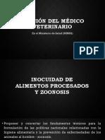 Función Del Médico Veterinario en el Perú