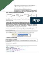 Ejemplo 01 Registro de Datos Con Java en Postgres