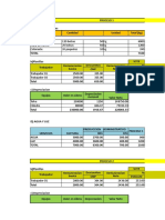 Excel Fideo