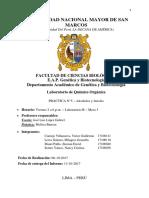 Alcoholes y Fenoles (Quinto Informe)