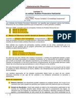 Métodos para realizar Análisis Financiero