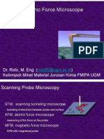 Atomic Force Microscopy WS