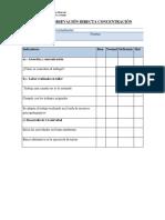 Pautas de Evaluación (1) ambito comunitario
