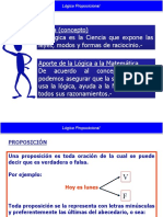 Logica 2014 Proposiciones Logicas
