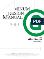 Aluminium Design Manual 2010 - The Aluminium Association