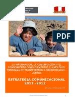 Estrategia Comunicacional Proyecto