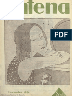 Antena (Madrid. 1928). 11-1930, n.º 30